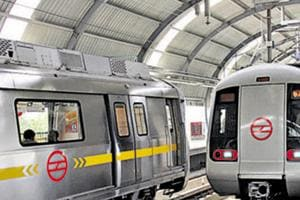 Delhi: Man held for trying to film woman on board Metro train
