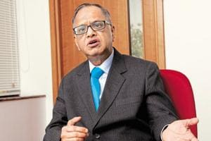 'Below my dignity to respond': Infosys founder Narayana Murthy amid...