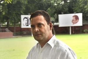 Congress plans mega opposition rally in Narendra Modi's Gujarat on...