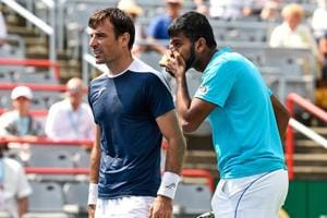 Rohan Bopanna and Ivan Dodig battle into Cincinnati Open quarterfinals
