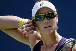 Samantha Stosur withdraws from U.S. Open with injured hand