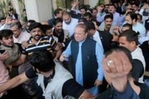 Ousted Pak PM Sharif, sons unlikely to appear before anti-corruption...