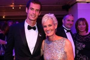 Judy Murray reveals sons Jamie and Andy Murray's long battle to tennis...