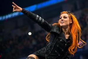Becky Lynch wants bigger and better things for women's wrestling in...