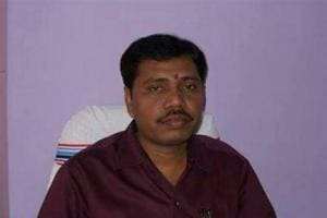 Dhirendra Rawani of the Rainbow Group of companies was shot dead by his nephew in Dhanbad on Friday over a property dispute.