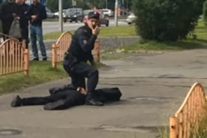 Knife attacker wounds eight on streets of Russia's Surgut, shot dead...