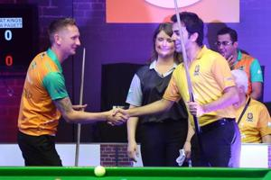 Pankaj Advani's Chennai Strikers stunned in Indian Cue Masters League...