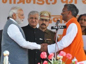 Modi to assess progress of central schemes in Uttarakhand, say BJP...