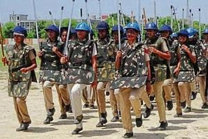 Ahead of court verdict on dera chief, police in Sirsa ready with riot...