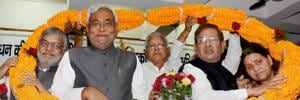 Sharad's group is real JD (U), says Lalu, asks Nitish to contest on...