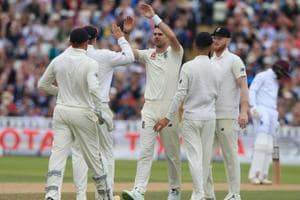 England's James Anderson sparks huge West Indies collapse in day-night...