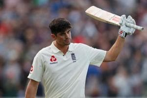 Alastair Cook, James Anderson put England in command vs West Indies