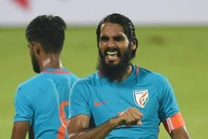 'Sandesh Jhingan could replace Sunil Chhetri as Indian football team...