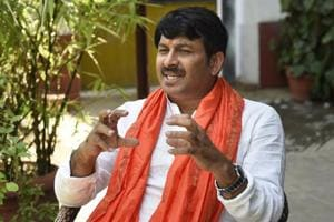 Delhi BJP chief Manoj Tiwari to meet, spend a day with Facebook...