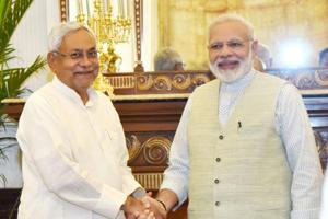 Nitish Kumar-led JD(U) passes resolution to join NDA