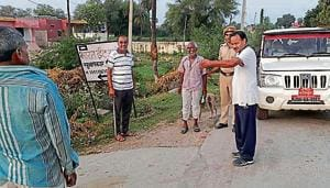 Build toilet or face power cut, SDM tells villagers; Bhilwara...