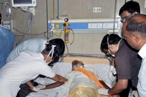 Railway minister Suresh Prabhu announces ex-gratia for Kalinga Utkal...