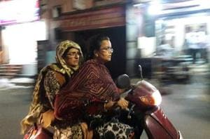 Kiran Bedi goes incognito to find out how safe Puducherry is for women...
