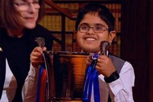 12-year-old Indian-origin boy, Rahul, crowned UK's Child Genius