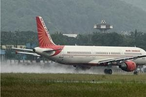 Air India cabin crew member held for smuggling marijuana