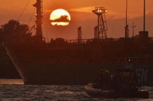 Explosion in oil tank at South Korean shipyard kills 4