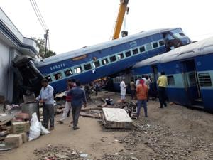 Utkal Express derailment: Probe team to scan audio clip that speaks of...
