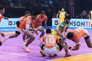 Puneri Paltan edge out Patna Pirates 47-42 in Pro Kabaddi League