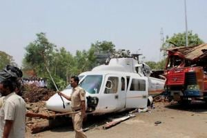 Overloading, unsafe helipads led to recent chopper mishaps in...