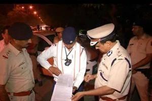 Gurgaon police intensify night patrolling