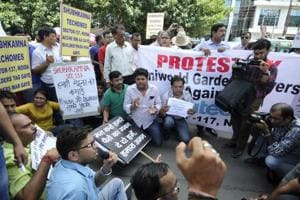 Noida homebuyers go on protest march, threaten to gherao CM's...