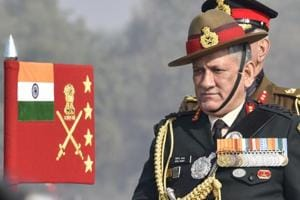 Amid tension along LAC army chief reaches Ladakh, President to visit...