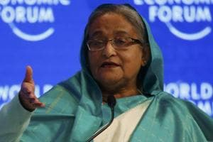 Ten sentenced to death for trying to assassinate Bangladesh PM Sheikh...
