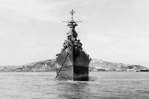 Wreckage of lost warship USS Indianapolis found after seven decades