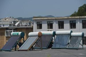 China's solar panels shine spotlight on North Korea trade