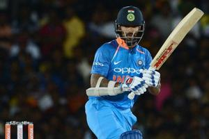 Shikhar Dhawan's rich form continues, cracks quick-fire century vs Sri...