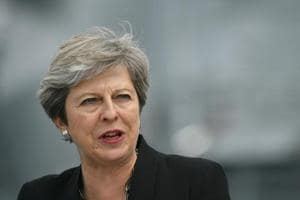 Britain will not exclude possible EU oversight of UK borders after...