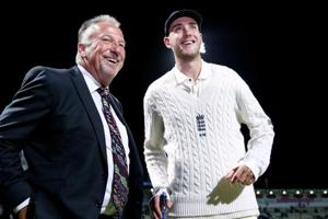 Stuart Broad overtakes Ian Botham to become England's 2nd highest...