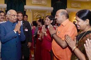 From machher jhol to veg thali, what's cooking at President Kovind's...