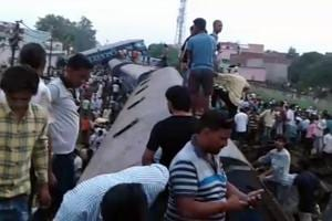 Kalinga Utkal Express derailment: Railways cancel 3 trains, divert 6...