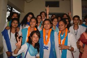 NSUI clean sweeps in MKP, Congress gains confidence