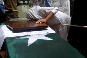 Ruth Pfau, Pakistan's 'Mother Teresa', buried with full state honours