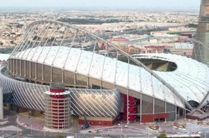 Qatar says 'no delays' on 2022 FIFA World Cup despite political and...