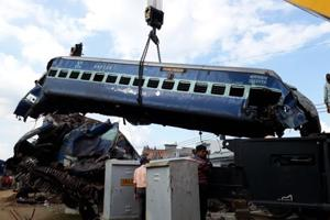 Utkal Express derailment: 4 officials suspended, Northern Railway...