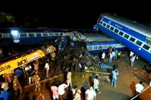 Utkal Express derails: Trains on Meerut line cancelled, diverted till...
