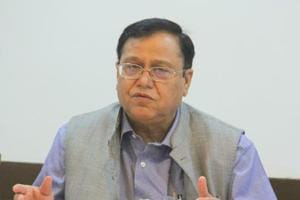 JNU is not a terrorist spot, says chancellor VK Saraswat