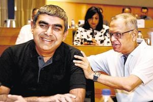 Narayana Murthy's shadow to loom large over search for Infosys CEO as...