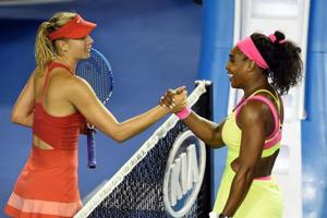 Serena Williams slams Maria Sharapova, says she has it easy due to her...