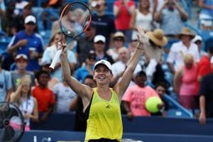 Simona Halep seeks No. 1 ranking in Cincinnati, Nick Kyrgios into...