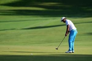 Anirban Lahiri still in with a chance at Wyndham Championships, 11th...