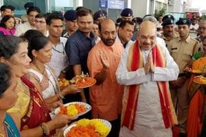 Amit Shah's Goa airport meet isolated occurrence: AAI